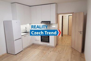 Pronájem bytu 1+kk s balkónem, 39m² - Olomouc, Ev.č.: 01911