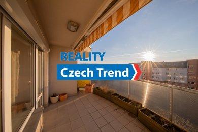 Pronájem bytu 3+kk, 98m² s terasou a garážovým stáním - Olomouc - Na Tabulovém vrchu, Ev.č.: 01912
