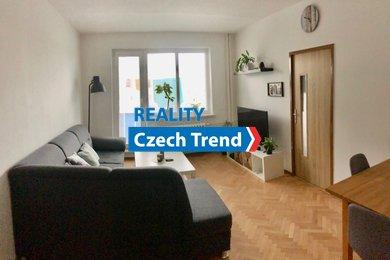pronájem, byt 2+1 52 m2, s balkónem, tř. Kosmonautů, Olomouc, Ev.č.: 01922