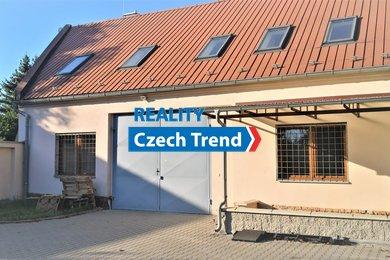Pronájem, výrobních nebo skladových prostor, 300 m² - Ústín / OLOMOUC/, Ev.č.: 01928