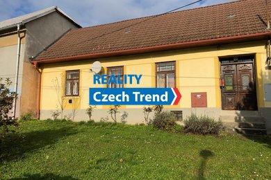 Prodej rodinného domu 2+1, 2775m2 v obci Hoštice u Kroměříže, Ev.č.: 01933