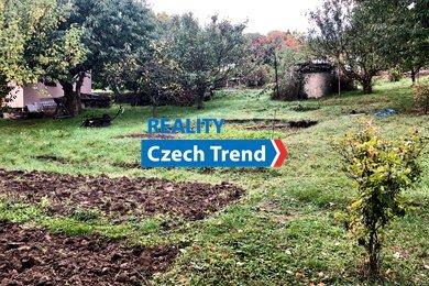 Prodej pozemku - zahrady, 402 m² - Olomouc - Slavonín, Ev.č.: 01935