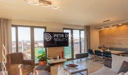 Prodej bytu 4+kk 191 m² ulice Altajská, Praha 10 - část obce Vršovice
