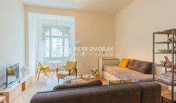 Prodej bytu 1+kk 41,30 m² Korunovační, Praha 7 - Bubeneč