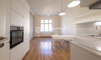 Pronájem bytu 2+kk 49 m²,  Bořivojova, Praha 3 - Žižkov