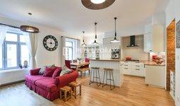 Prodej bytu 3+kk 94 m², Ondříčkova, Praha 3 - Vinohrady