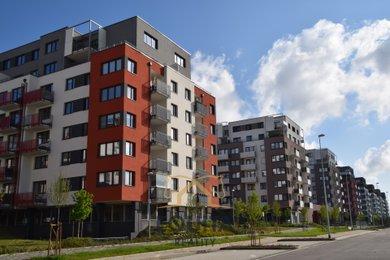 Prodej bytu 4+kk 132m² s velkou terasou Praha 10 - Dolní Měcholupy