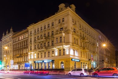 Prodej, obchodní prostory 1071m², Praha 2, Ev.č.: 00017