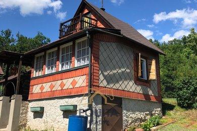 Prodej, chata 34m² na vlastním pozemku 334m²