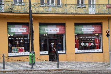 Exkluzivní obchod 106 m2 v Praze 4