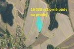 Prodej zemědělských pozemků ve Vrchovinách