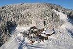 Horská chata  - Janské Lázně - Černá hora