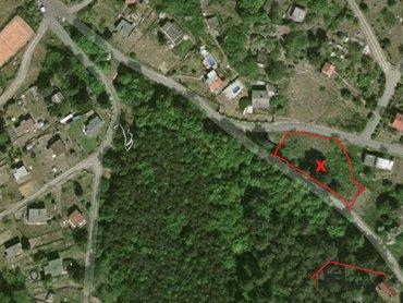 Prodej, Pozemky pro rekreaci, 689 m² - Ústí nad Labem - Církvice