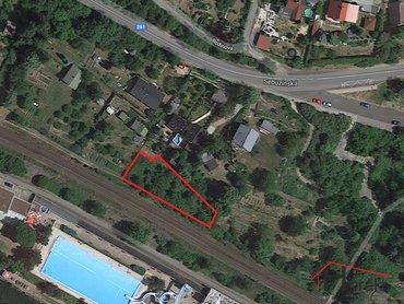 Prodej, Pozemky - zahrady, 885 m² - Ústí nad Labem - Střekov