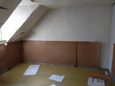 Prostory v podkroví