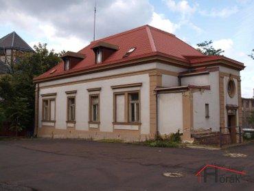 Prodej, Vila, s pozemkem 2.400 m² - Ústí nad Labem - Střekov