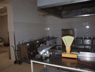 Zázemí kuchyně
