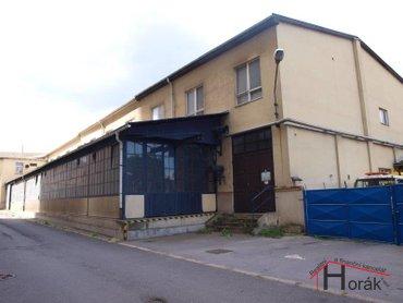 Pronájem, Výroba, Sklady, 3600 m² - Ústí nad Labem-Střekov
