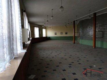 Prostor bývalé jídelny ve 2.NP