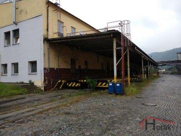 Pronájem, Sklady, 3053 m² - Ústí nad Labem-Střekov