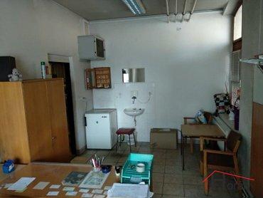 Kancelář v 1. NP