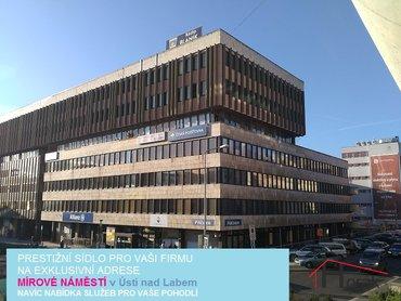 Pronájem, Kanceláře, 260 m² - Ústí nad Labem-centrum