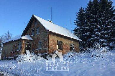 Prodej, Rodinné domy, 1032 m² - Horní Heřmanice - Rýdrovice, Ev.č.: 17010193