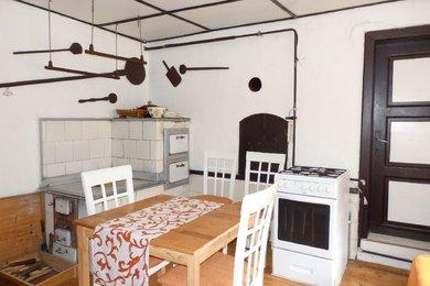 Prodej, Rodinný dům 4+1, kachlová kamna, zahrada, studna, uzavřený dvůr, pěkné prostředí, CP 2.992m² , obec Kulířov, okr. Blansko, Ev.č.: 18010218