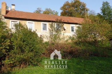Prodej, Rodinný dům, prostorná zahrada, pěkný výhled, CP 1028 m² ; Lažánky-, okr.Blansko, Ev.č.: 18010231