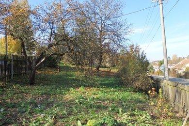 Prodej, Pozemek umožňující výstavbu, studna, CP 953m², Olomučany, okr. Blansko, Ev.č.: 18010237