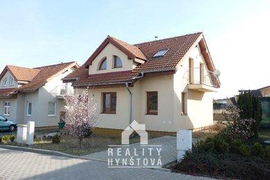 Prodej, Rodinný dům 4+1, rovinatá zahrada, krb, centrální vysavač, CP 471m² , Rajhrad, okr. Brno-venkov, Ev.č.: 18010238
