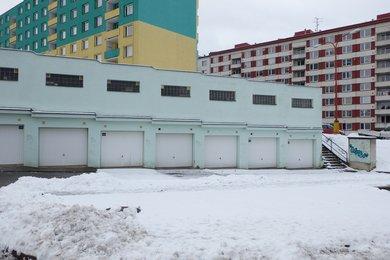 Prodej, Garáž, 19m², Blansko- část Písečná, Ev.č.: 19010243