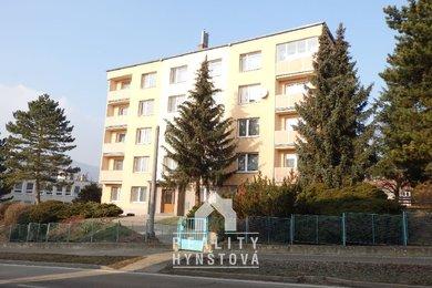 Prodej, Byt 3+1,pěkný výhled, výborná poloha, vlastní plyn. kotel, šatna, lodžie, CP 75,83 m², ul. Sadová, Blansko, Ev.č.: 19010247