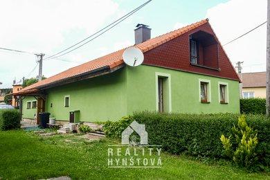Prodej, Rodinný dům 4+1, garáž, částečně podsklepený, samostatně stojící, pěkná lokalita, CP 234 m²,  Buková, okr. Blansko, Ev.č.: 19010269