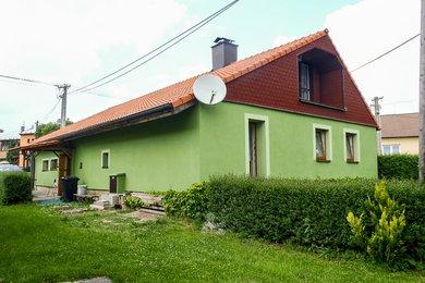 Prodej, Chalupa 4+1, garáž, částečně podsklepený, samostatně stojící, pěkná lokalita, CP 234 m²,  Buková, okr. Blansko, Ev.č.: 19010270