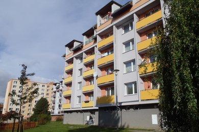 Prodej pěkného bytu 3+1 v revitalizovaném domě v žádané lokalitě, CP 75,4 m², ul. Hybešova, Boskovice, Ev.č.: 19010291