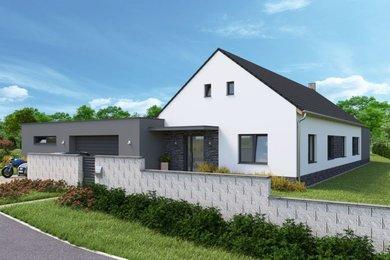 Krásné bydlení uprostřed přírody v obci Hořice u Blanska, CP pozemku 2414 m² , RD ve výstavbě., Ev.č.: 20010307
