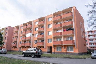 Prodej pěkného bytu 3+1 v revitalizovaném domě blízko přírody, CP 78,10 m², Boskovice, ul. Mánesova, Ev.č.: 20010309