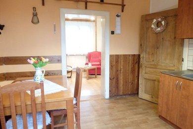 Pěkné bydlení v rodinném domě se zahradou v těsné blízkosti centra, CP 211 m² - Blansko, Ev.č.: 20010313