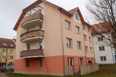 Prodej nového bytu 3+1 s balkonem a sklepem blízko přírody, CP 76,49 m², Tišnov, ul. Dlouhá, Ev.č.: 20010319