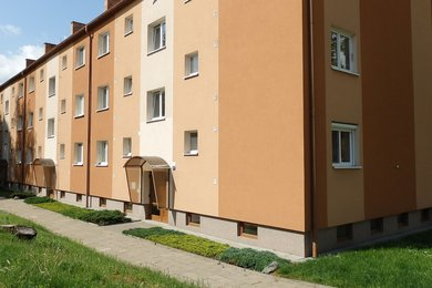 Pěkný cihlový byt o vel. 2+1 s velkou lodžií a dvěma sklepy ve vyhledávané lokalitě v Blansku, okr. Blansko, Ev.č.: 20010323