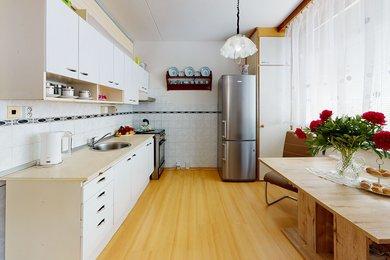 Nový domov v bytě 4+1 s pěknou dispozicí, prostornou lodžií a zděným sklepem, v Blansku, část Písečná, Ev.č.: 20010330