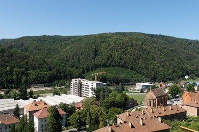 Pronájem bytu 2+1 s pěkným výhled do krajiny, CP 52 m² , Adamov, okr. Blansko, Ev.č.: 20010342