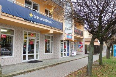 Pronájem pěkné kanceláře v centru města o CP 28 m2, Blansko, ul.Bezručova, Ev.č.: 20010360
