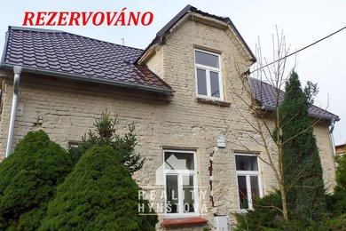 Podsklepený rodinný dům 5+1 s garáží, slunnou zahradou přímo v Blansku, CP 495 m², Ev.č.: 20010366