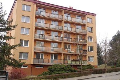 Pronájem bytu 3+1 OV, CP 89 m² , lodžie, vlastní plyn. kotel, zařízeno; po rekonstrukci, Blansko, okr. Blansko, Ev.č.: 21010383