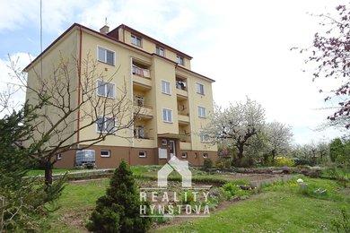 Podnájem prostorného bytu 1+1 s lodžií v klidné části, možnost zahrádky, CP 57m² - Blansko, ul. Křížkovského, Ev.č.: 21010385