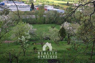 Pronájem slunné zahrady v Boskovicích o velikosti 545m², Ev.č.: 21010391