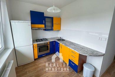 Podnájem bytu 2+1 s balkonem v klidné části, možnost pronájmu garáže, CP 63,97 m² - Blansko, ul. Salmova, Ev.č.: 21010392