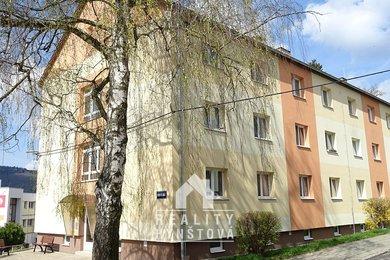 Pěkný byt 1+1po renovaci, v Blansku, ul. Údolní , v klidné lokalitě, CP 29m², Ev.č.: 21010393